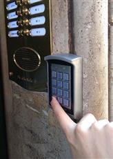 Controllo accessi condominiale