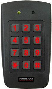 Tastiera per controllo accessi fisico