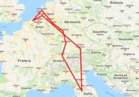 Itineriario viaggio