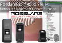 Rosslare biometrici serie 8000
