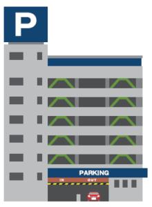 parcheggio veicolare