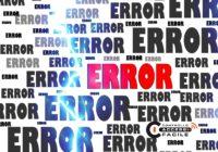 errori del controllo accessi