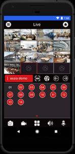 Ossia smartphone