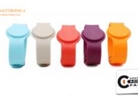 braccialetti RFID impermeabili